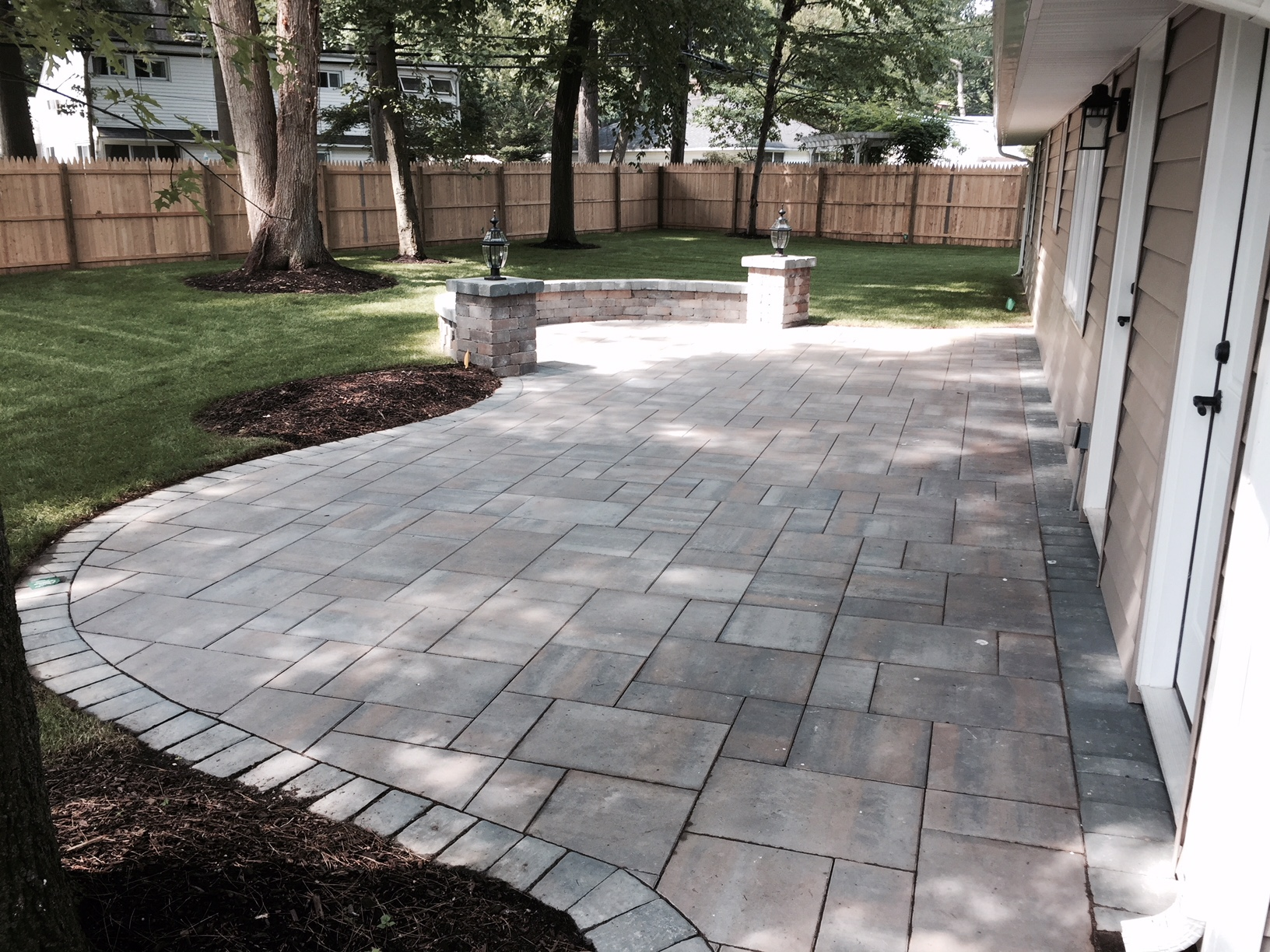 Mighty Pavers Can Design An Extraordinary Patio From Your Own Ideas And  Vision   Or Create A Completely Customized Patio Based On Our Expertise.
